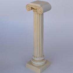 Column Ionic Order Ancient Greek Art 5,5''
